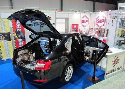 Autodax na výstavách - Brno