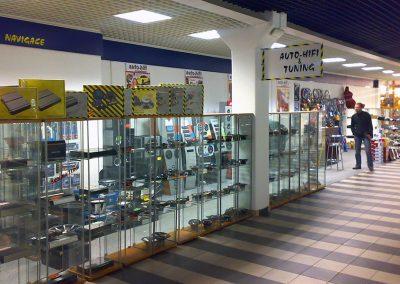 Autodax prodejna